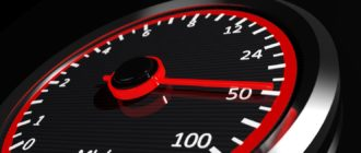 Измеритель скорости