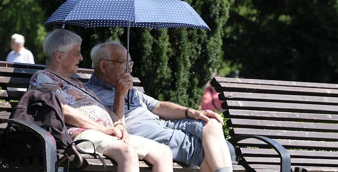 Пенсионеры МГТС