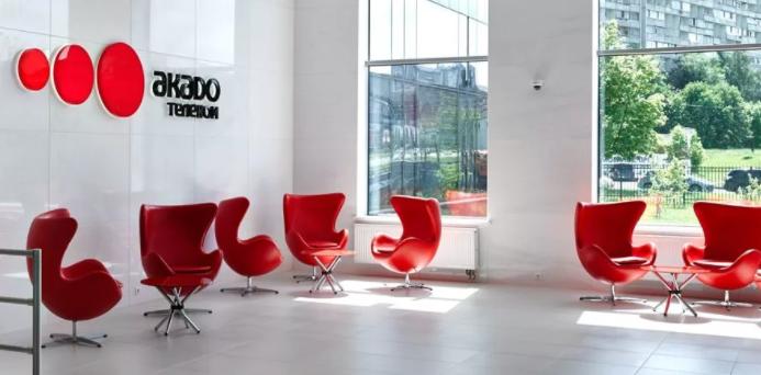 офис компании акадо